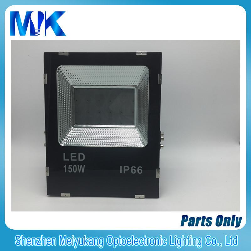 Flood light housing KK series Black color SMD light source