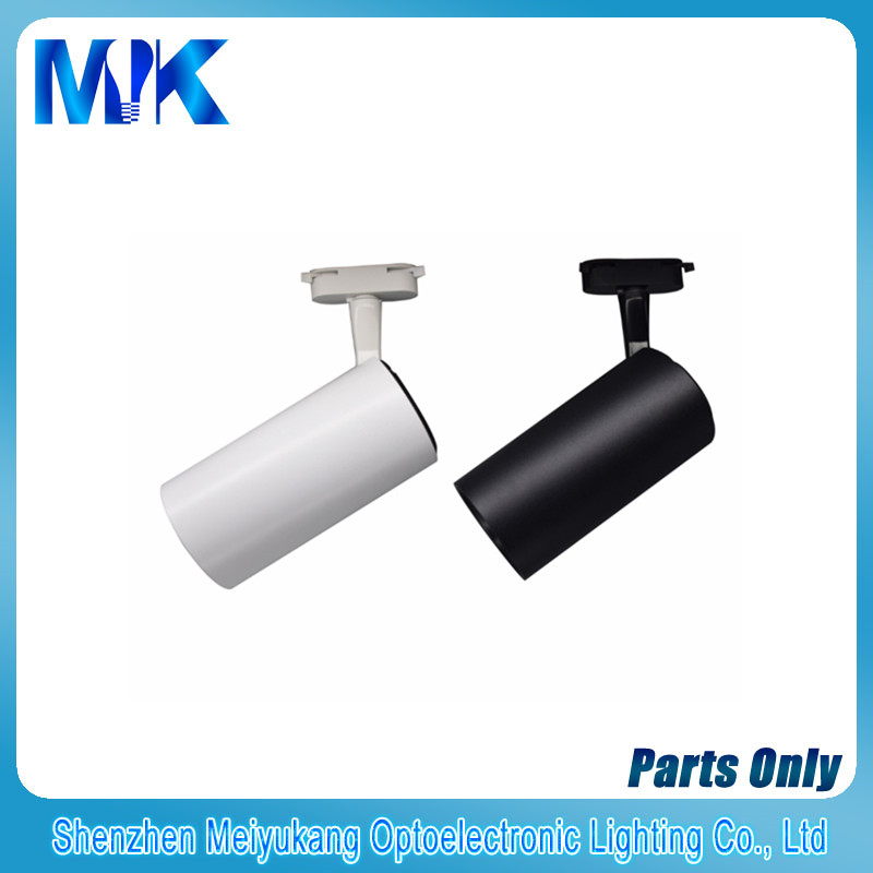 MYK-4002 hot sale track light housing Aluminum fixture