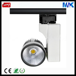 l'éclairage de l'épi de rail d'éclairage LED Projecteurs ming monté piste en torchis lumière