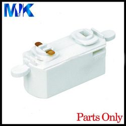 meiyukang low price 2 wire led track light adaptor