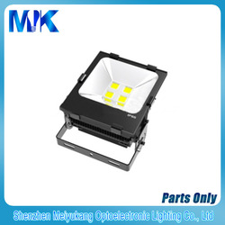 High Quality LED Security Flood Light Black with Adjustable Aluminium Housing