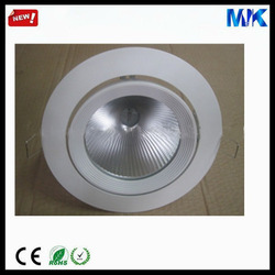 2015 newest led pivoting lights 12 volt housing Aluminum profile pivoting led light housing