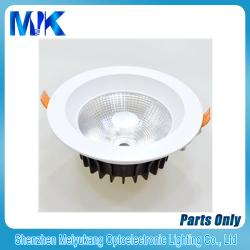 "High quality 4"" 6"" 8"" COB/SMD led downlight housing/fixture"